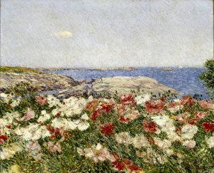 Pittura di Childe Hassam