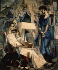 Dipinto di  di Diego Rivera