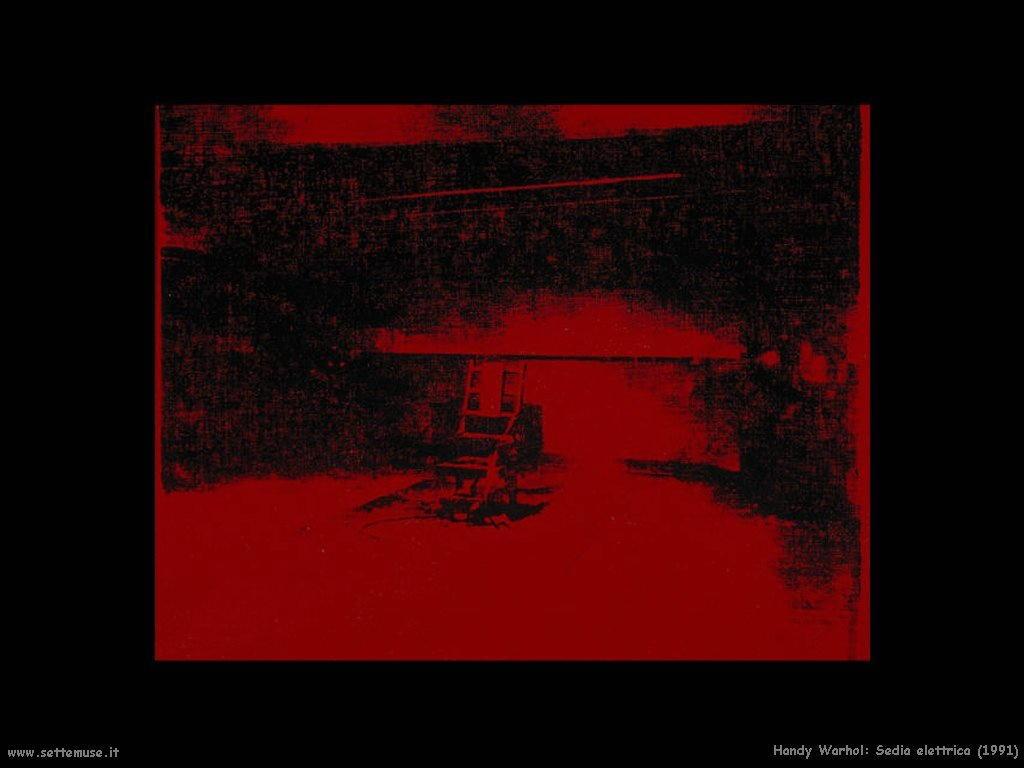 handy_warhol_sedia_elettrica_1991