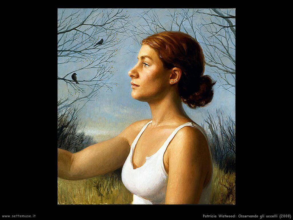patricia_watwood_osservando_gli_uccelli_2008