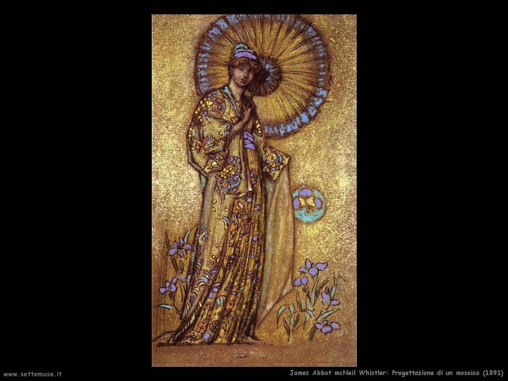 james_abbott_mcneill_whistler_progettazione_di_un_mosaico_1891