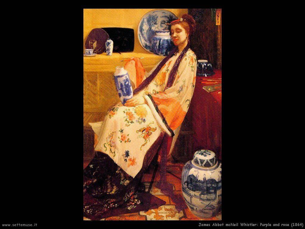 james_abbott_mcneill_whistler_rosso e rosa_1864