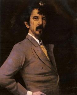 Autoritratto di James Abbot Mcneill Whislter