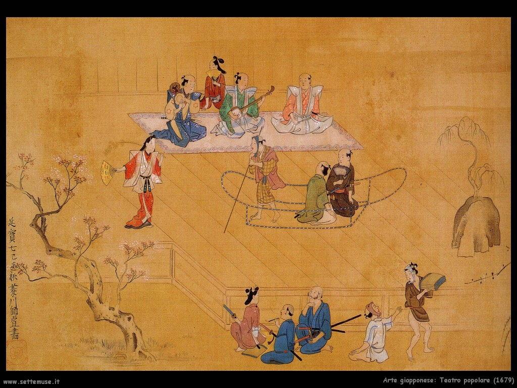 teatro_popolare_1679 Arte giapponese