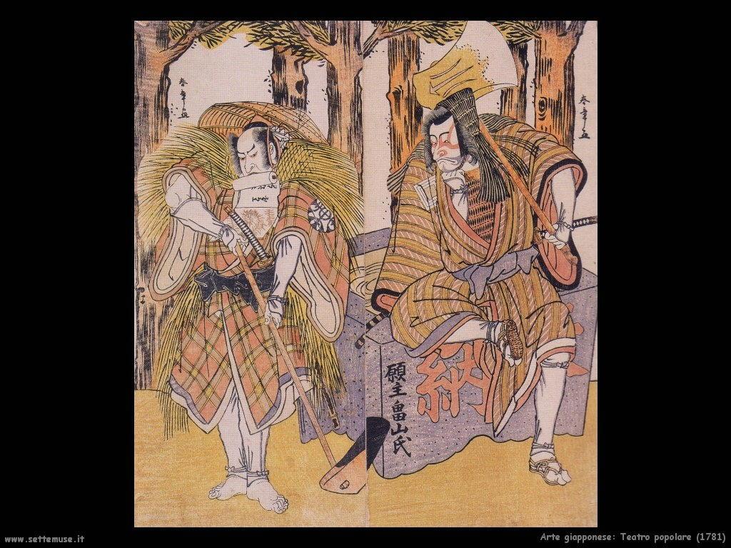teatro_popolare_1781 Arte giapponese