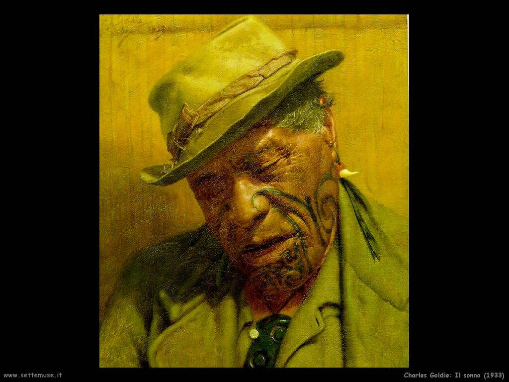 charles_goldie_il_sonno_1933