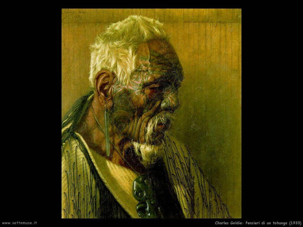 charles_goldie_pensieri_di_un_tohunga_1933