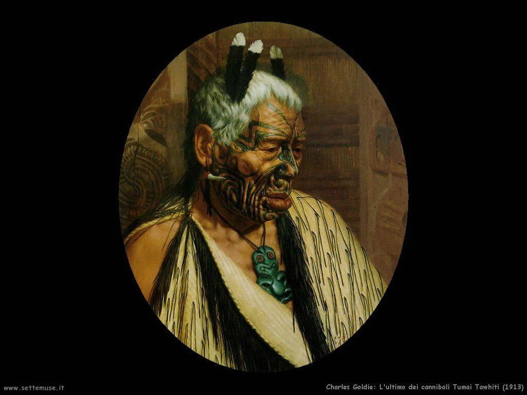 charles_goldie_l_ultimo_dei_cannibali_tumai_tawhiti_1913