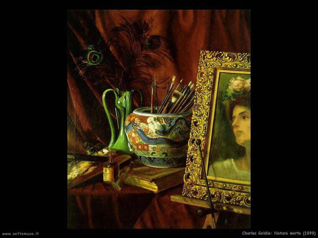 charles_goldie_natura_morta_1890