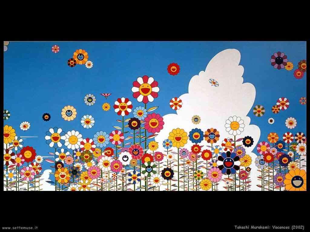 takashi murakami pittore biografia opere