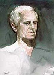 Autoritratto di Giovanni Faccioli