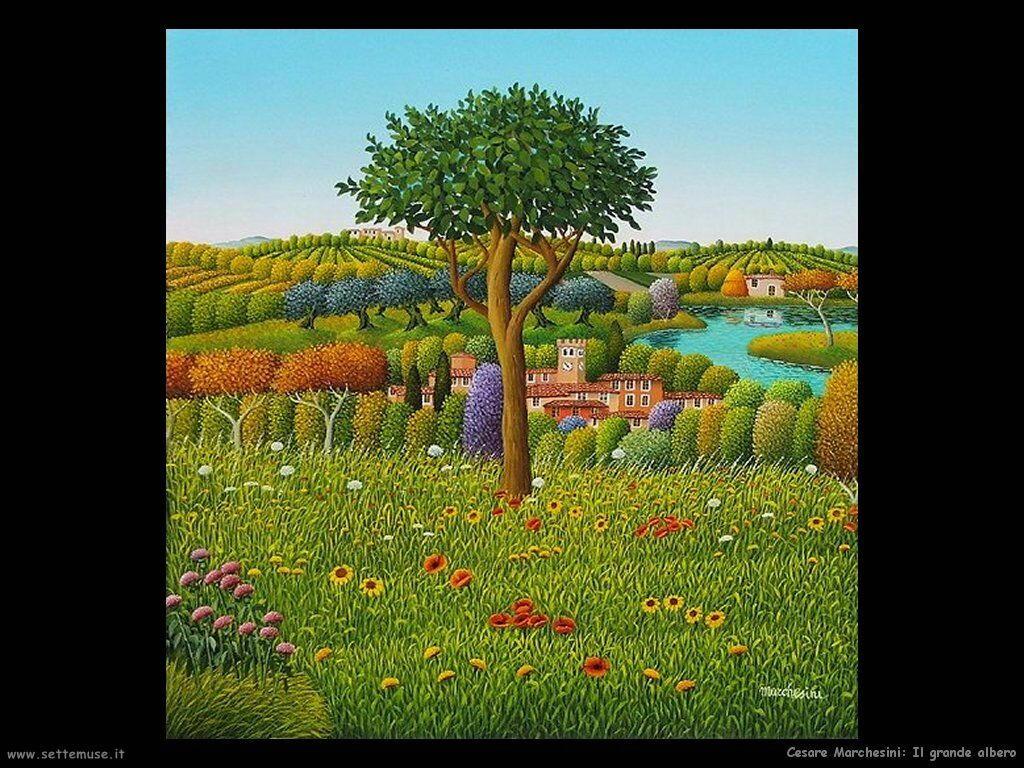 cesare_marchesini_il_grande_albero