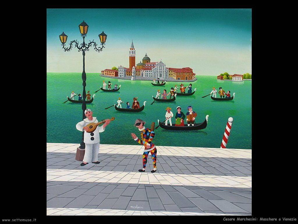 cesare_marchesini_maschere_a_venezia