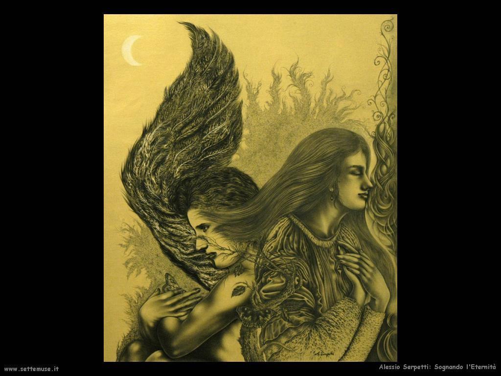 serpetti alessio Sognando l'eternità