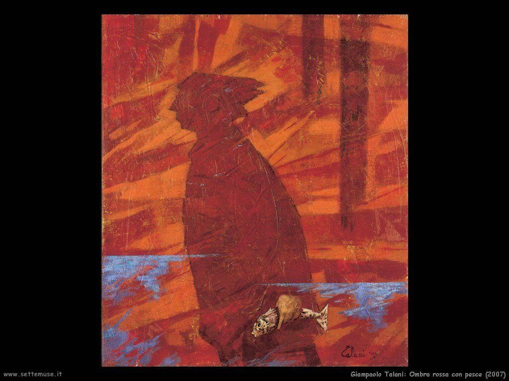 giampaolo_talani_ombra_rossa_con_pesce_2007