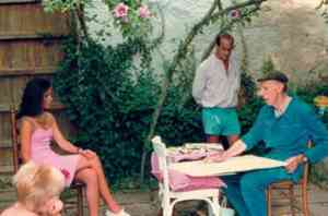 Foto di Ernesto Treccanii 1987