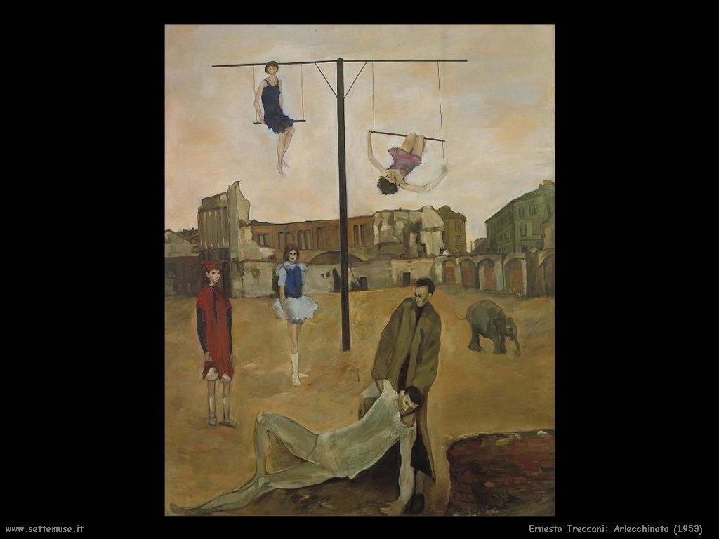 Ernesto Treccani_arlecchinata_1953
