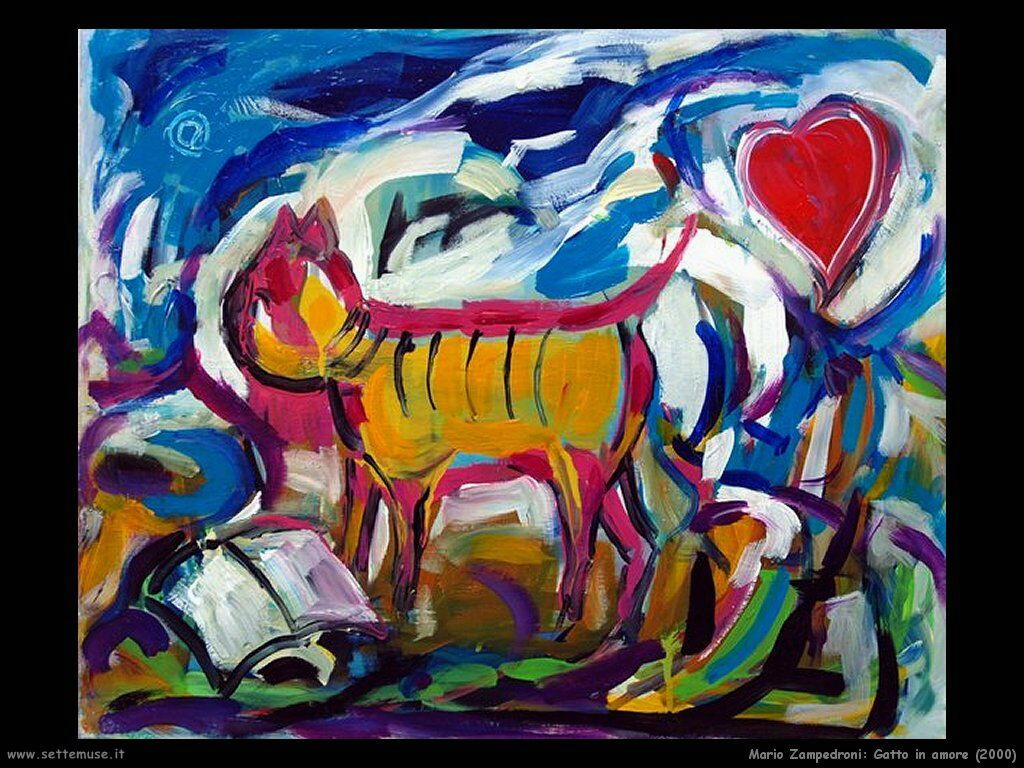 mario_zampedroni_010_cat_in_love_2000
