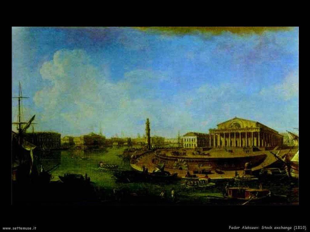 Borsa (1810) Fedor Alekseev