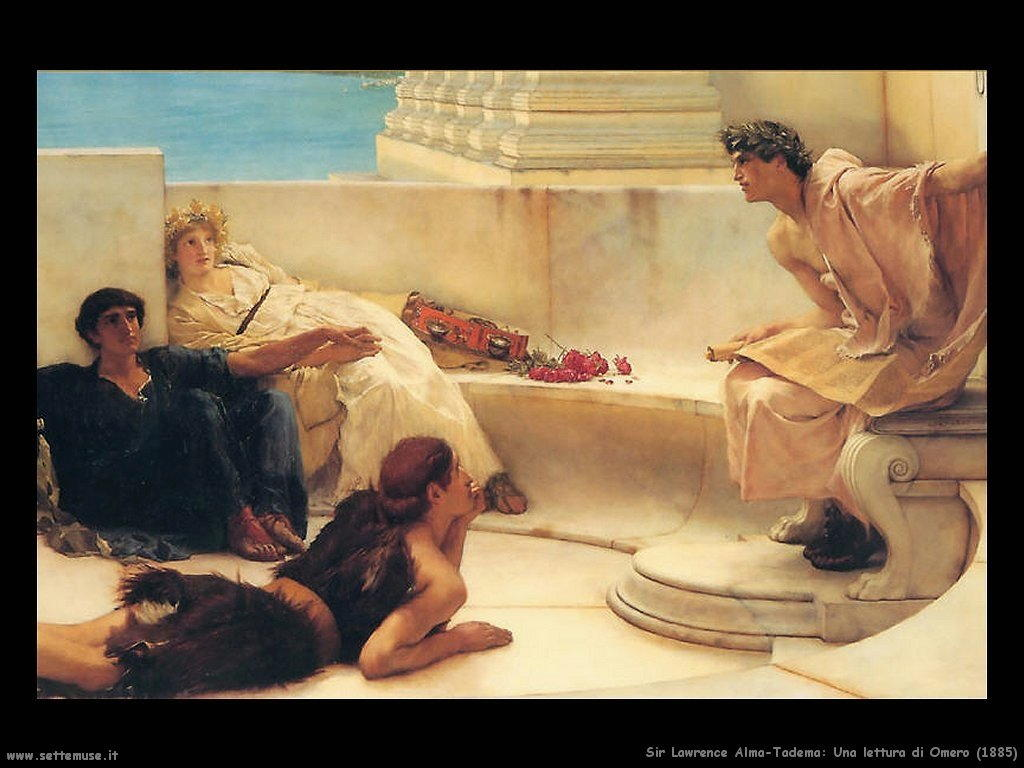 Alma-Tadema sir Lawrence