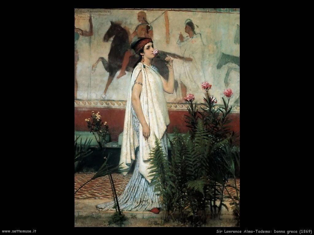 Sir Lawrence_donna_greca_1869