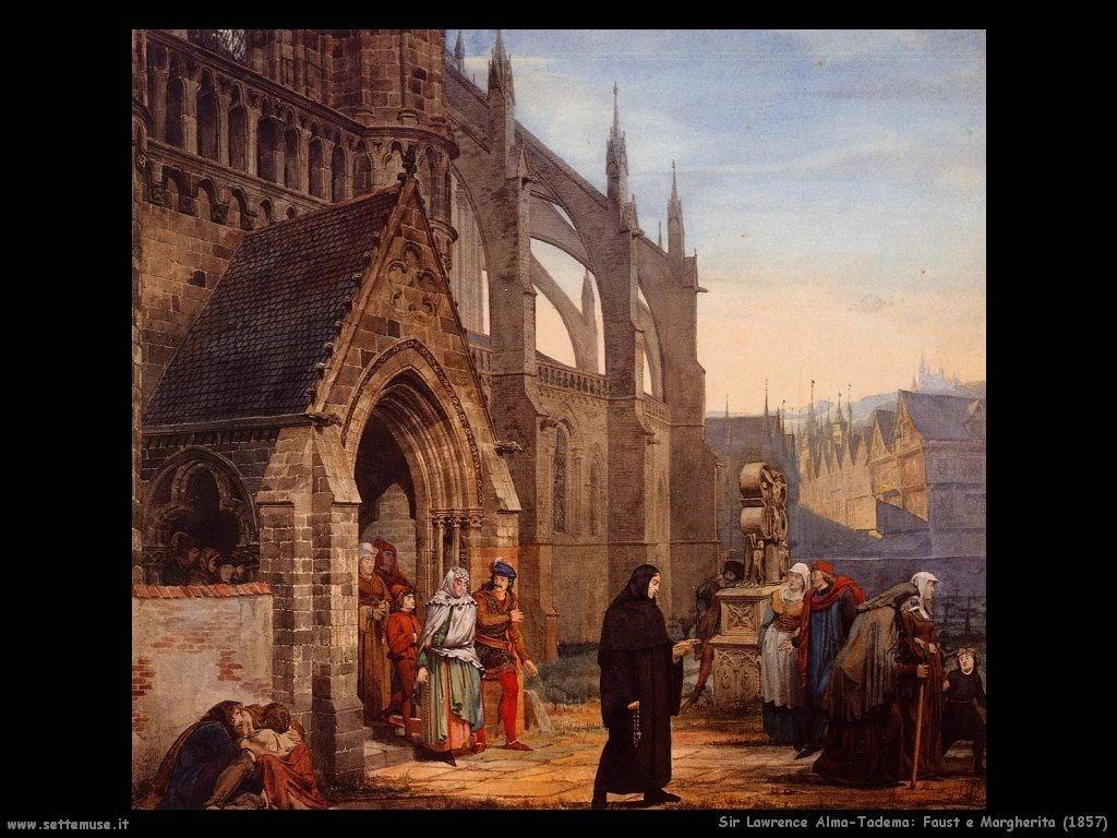 Sir Lawrence Alma-Tadema  aust e margherita 1857