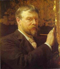 Autoritratto di sir Lawrence Alma-Tadema