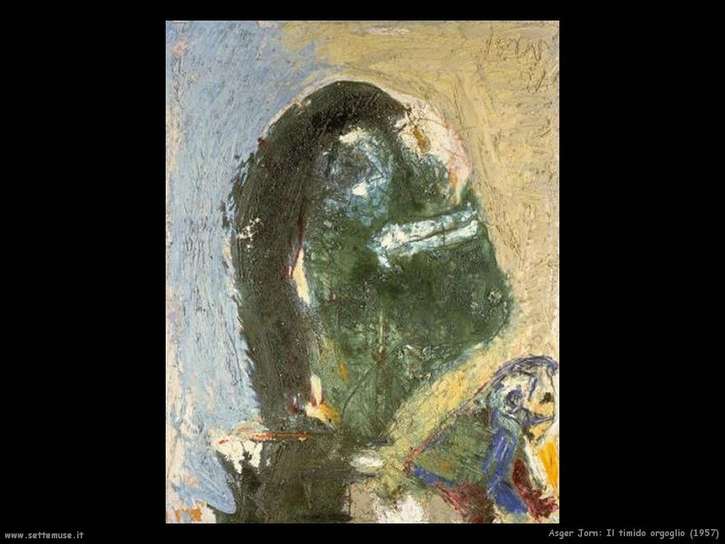 jorn_asger_012_il_timido_orgoglio_1957