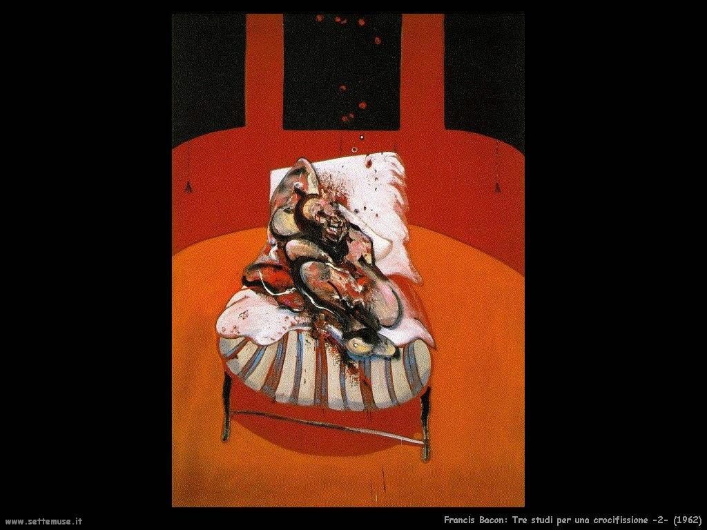 tre_studi_per_una_crocifissione_2_1962 Francis Bacon