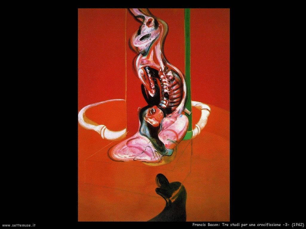 tre_studi_per_una_crocifissione_3_1962 Francis Bacon