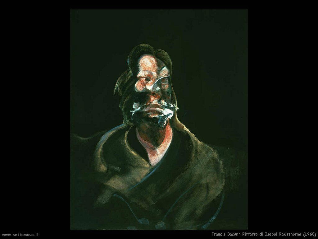 francis_bacon_ritratto_isabel_rawsthorne_1966