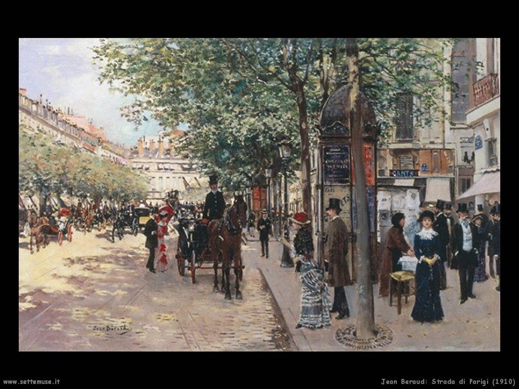 Jean beraud pittore biografia opere quadri for Quadri di parigi