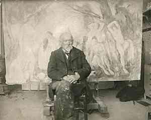emile bernard dipinti
