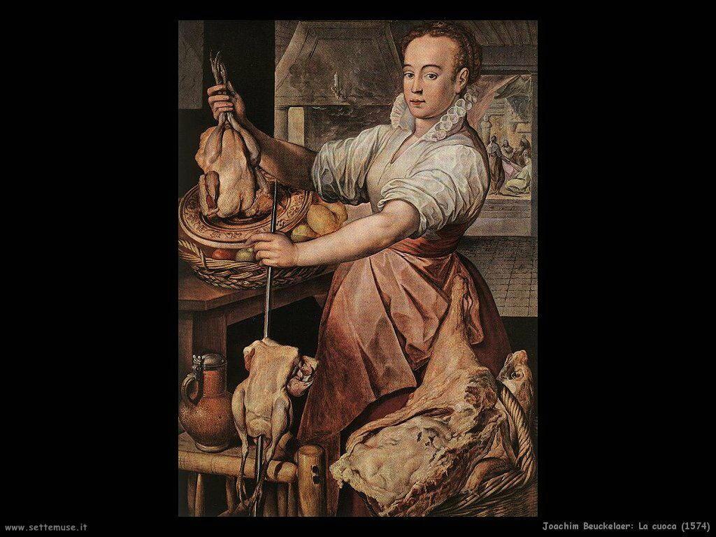 La cuoca (1574)