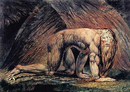 Dipinto di William Blake