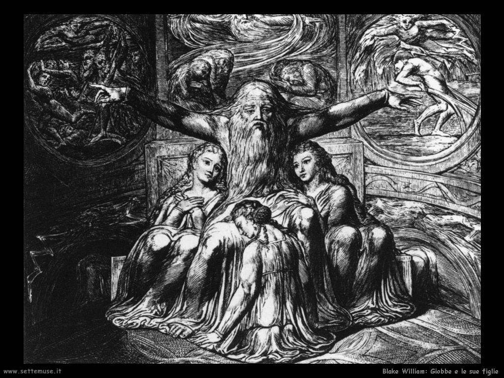 Giobbe e le sue figlie