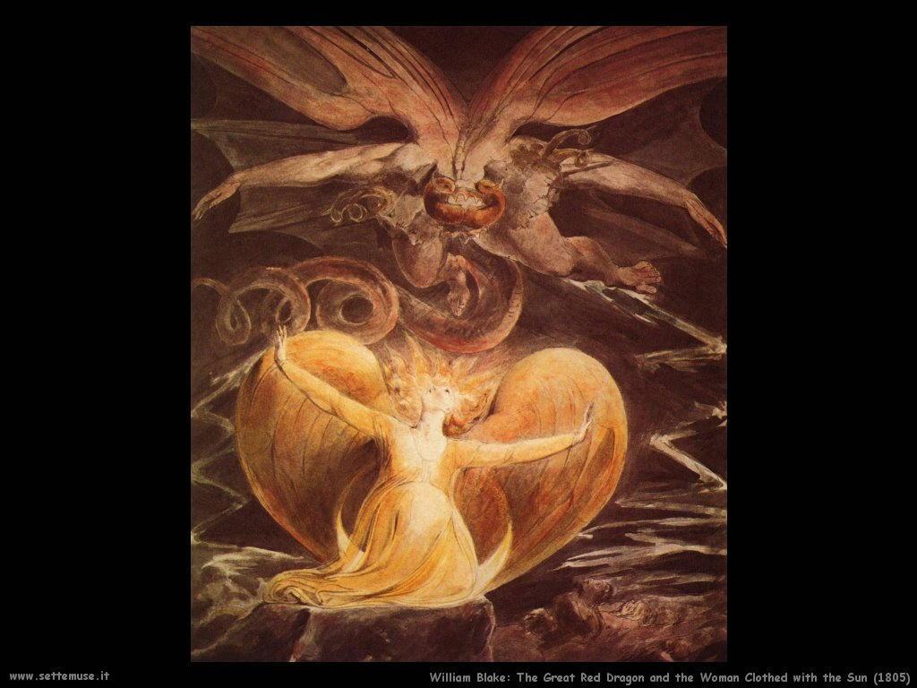 Grande drago rosso... (1805)