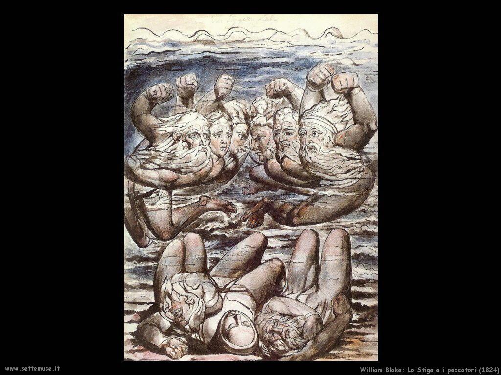 Lo Stige e i peccatori (1824)