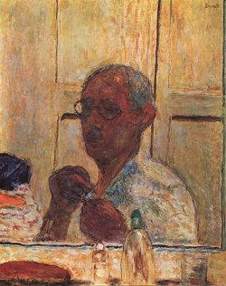 Riytratto di Pierre Bonnard