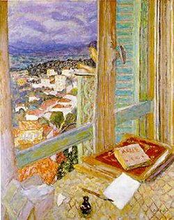 Dipinto di Pierre Bonnard