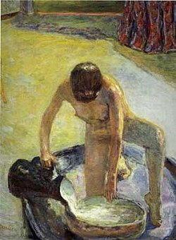 Pittura di Pierre Bonnard