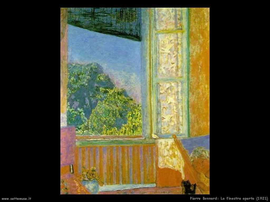 pierre_bonnard_la_finestra_aperta_1921