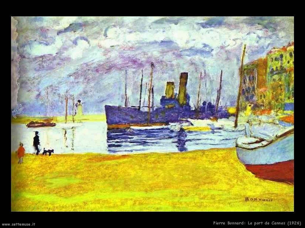 pierre_bonnard_le_port_de_cannes_1926