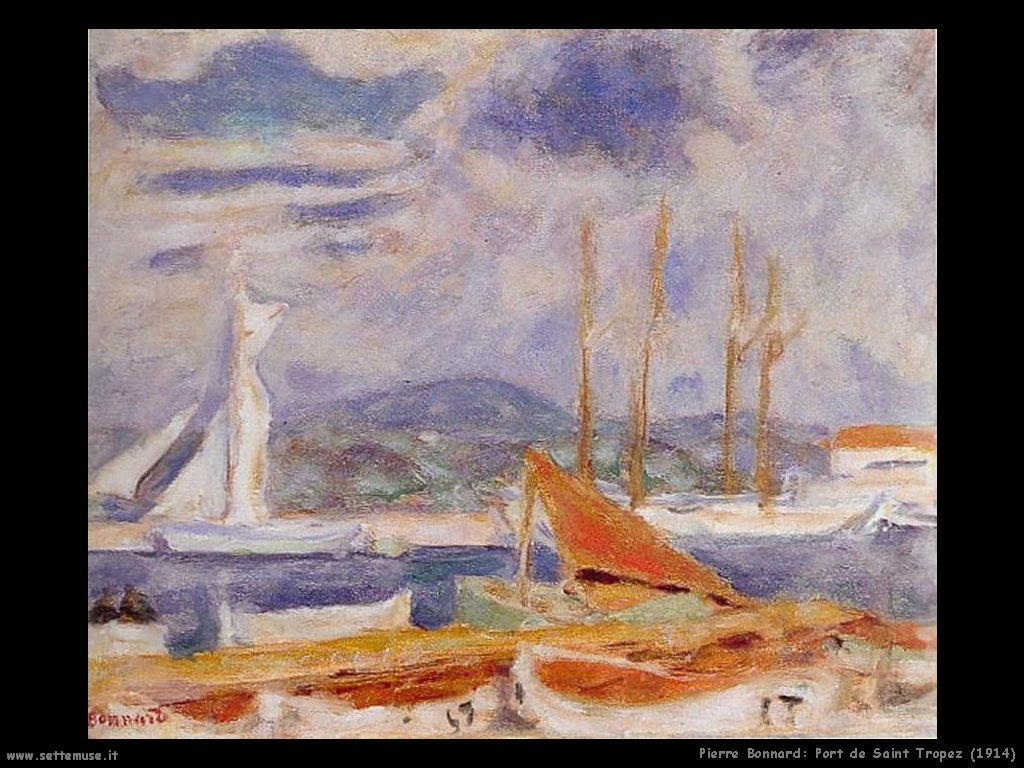 pierre_bonnard_port_de_saint_tropez_1914