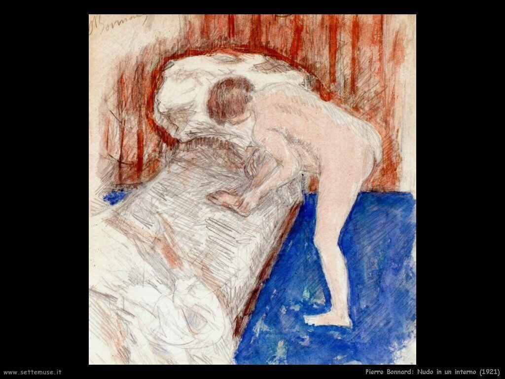 pierre_bonnard__nudo_in_un_interno_1921