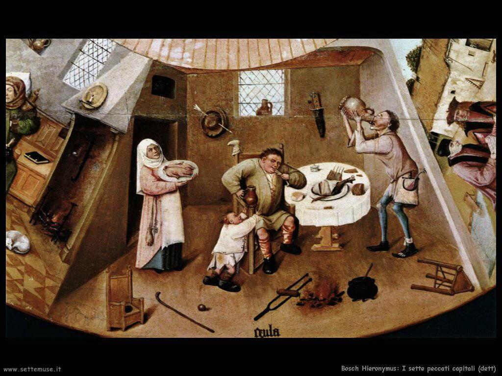 bosch opere sette peccati 4