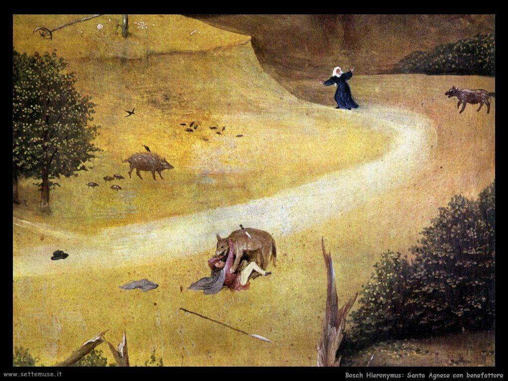 bosch santa agnese