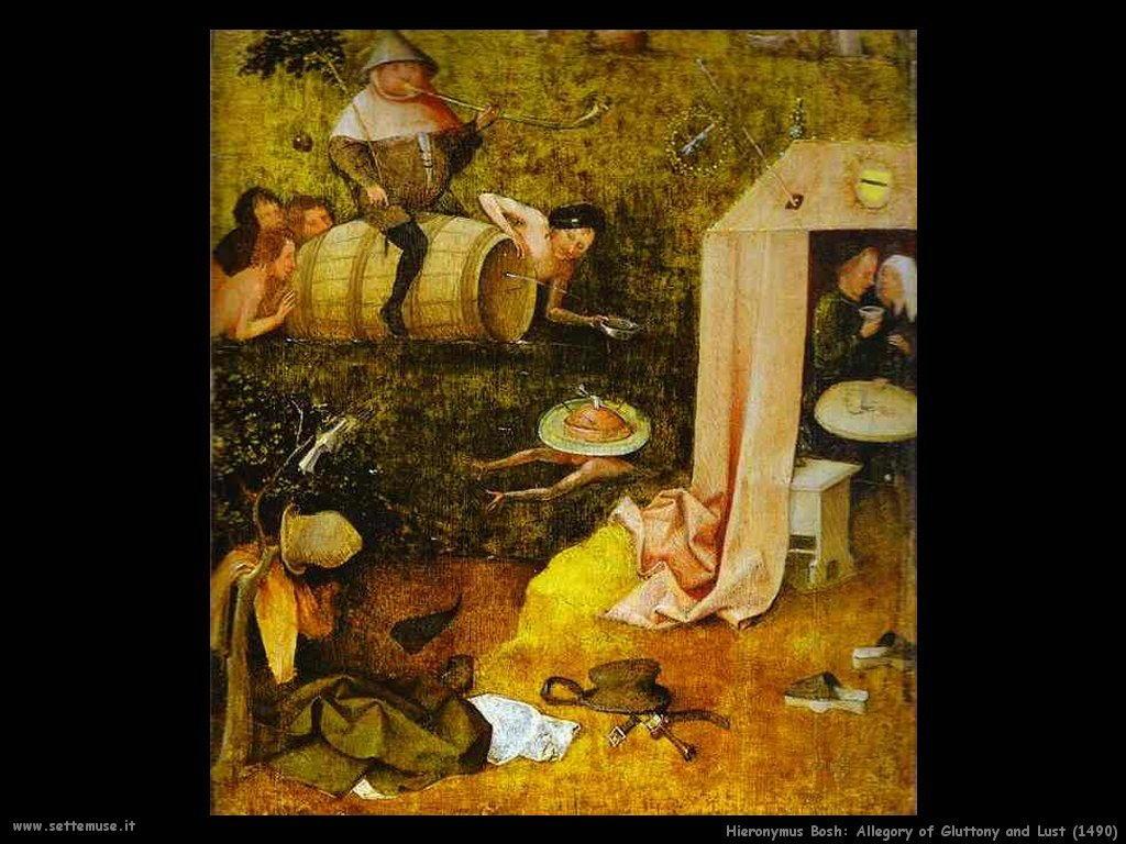 Allegoria di Gluttony e Lust (1490)