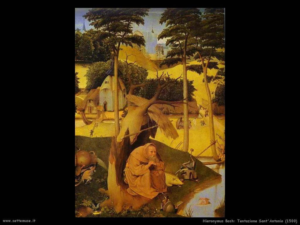 Tentazione di sant'Antonio (1500)