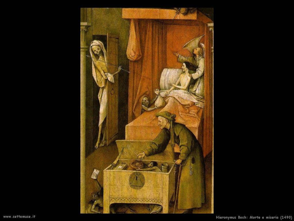 Morte e miseria (1490)